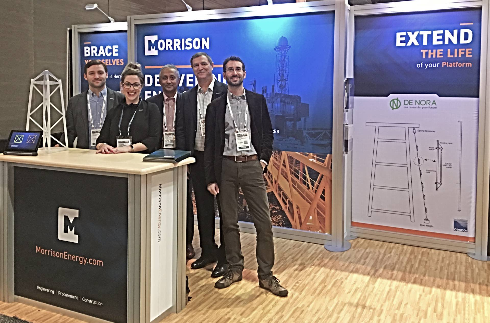 galveston evento Topsides Exhibition Cescor